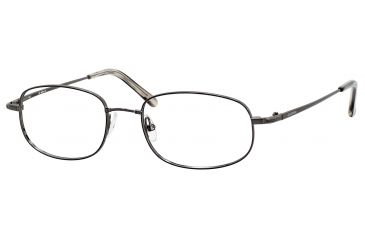 Carrera 7372 Bifocal Prescription Eyeglasses CA7372-0TZ2-5218 - Gunmetal Frame, Lens Diameter 52mm, Distance Between Lenses 18mm