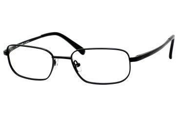 Carrera 7475/T Eyeglass Frames CA7475-0003-5218 - Black Semi Shiny Frame, Lens Diameter 52mm, Distance Between Lenses 18mm