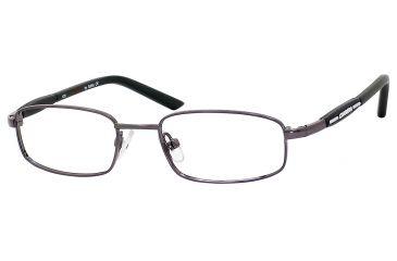 Carrera 7516 Eyeglass Frames CA7516-01A1-4516 - Ruthenium Frame, Lens Diameter 45mm, Distance Between Lenses 16mm