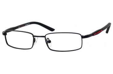 Carrera 7517 Eyeglass Frames CA7517-091T-4416 - Black Frame, Lens Diameter 44mm, Distance Between Lenses 16mm