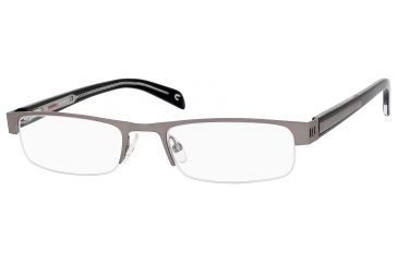 Carrera 7519 Single Vision Prescription Eyeglasses CA7519-01J1-5119 - Dark Ruthenium Frame, Lens Diameter 51mm, Distance Between Lenses 19mm