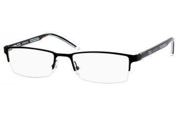 Carrera 7541 Bifocal Prescription Eyeglasses CA7541-091T-5218 - Semi Matte Black Frame, Lens Diameter 52mm, Distance Between Lenses 18mm