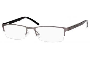 Carrera 7541 Bifocal Prescription Eyeglasses CA7541-0NCN-5218 - Gray Frame, Lens Diameter 52mm, Distance Between Lenses 18mm