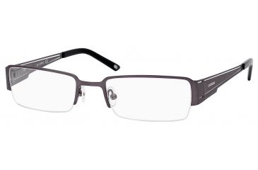 Carrera 7564 Bifocal Prescription Eyeglasses CA7564-01K7-5219 - Matte Gunmetal Frame, Lens Diameter 52mm, Distance Between Lenses 19mm