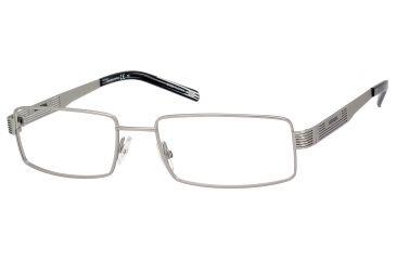 Carrera 7568 Eyeglass Frames CA7568-0011-5217 - Matte Palladium Frame, Lens Diameter 52mm, Distance Between Lenses 17mm