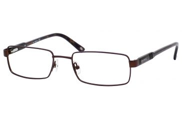 Carrera 7572 Eyeglass Frames CA7572-05BZ-5219 - Brown Frame, Lens Diameter 52mm, Distance Between Lenses 19mm