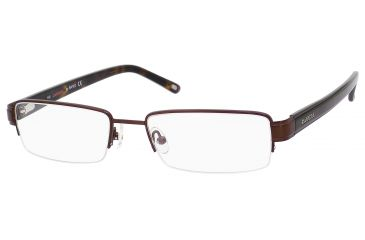 Carrera 7585 Eyeglass Frames CA7585-01P5-5218 - Brown Frame, Lens Diameter 52mm, Distance Between Lenses 18mm