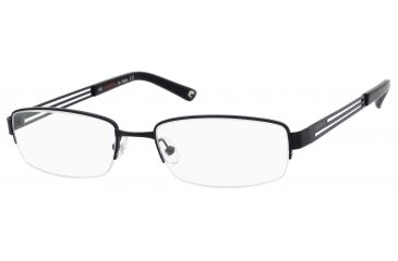 Carrera 7596 Bifocal Prescription Eyeglasses CA7596-091T-5218 - Black Semi Shiny Frame, Lens Diameter 52mm, Distance Between Lenses 18mm