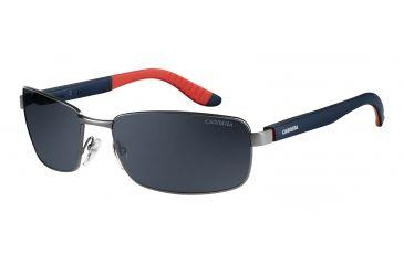 3ca4781efede1 Carrera 8004 S Bifocal Prescription Sunglasses CA8004S-00RR-TD-6218 - Frame
