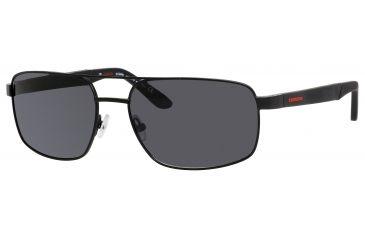Carrera 8006/S Bifocal Prescription Sunglasses CA8006S-003P-Y2-5917 - Lens Diameter 59 mm, Frame Color Black
