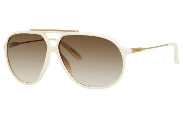 Carrera 82/S Single Vision Prescription Sunglasses CA82S-00RX-DB-6411 - Lens Diameter 64 mm, Frame Color Ivory