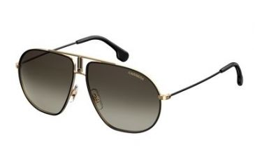 efc9c148015 Carrera Bound S Sunglasses BOUNDS-02M2-HA-6213 - Black Gold