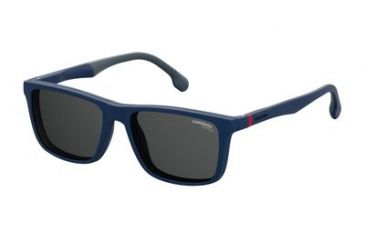 61a5ba4481 Carrera Ca 4009CS Sunglasses CA4009CS-0RCT-M9-5417 - Matte Blue Frame