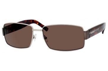 Carrera Globetrotter 4/S Bifocal Prescription Sunglasses GLOBE4S-0FNM-70-6116 - Lens Diameter 61 mm, Frame Color Dark Ruthenium / Dark Tortoise