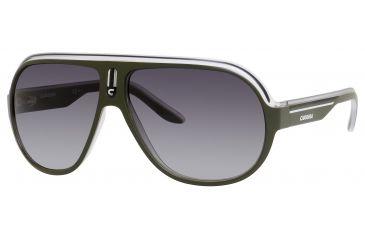 Carrera Speedway/S Sunglasses SPEEDS-093E-HD-6312 - Invalid Frame, Gray Gradient Lenses, Lens Diameter 63mm, Distance Between Lenses 12mm