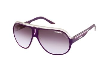 Carrera Speedway Progressive Rx Sunglasses - Violet Crystal White Frame SPEEDS0KC9TB