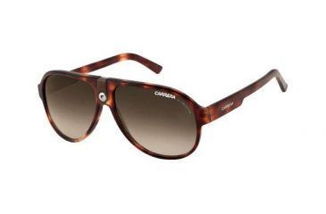 Carrera 32S Sunglasses - Blonde Havana Frame, Brown Gradient Lenses CA32S0WDRSH