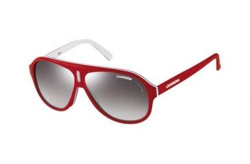 Carrera 38 Rx Sunglasses - Blue White Red Frame, Bifocal Lenses CA38S08VEIC