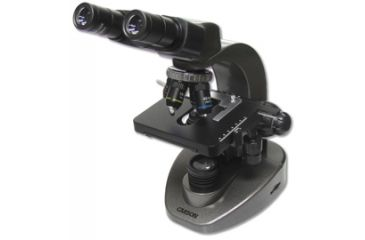 Carson 40X-1600X Table Top Microscope, Gray MS-160