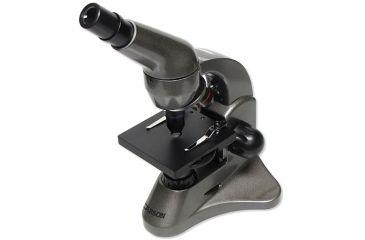 Carson 40X-400X Table Top Microscope, Gray MS-040