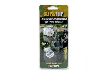 416e043ce2a Carson Clip   Flip 1.5x Power +2.25 Diopters Clip-On