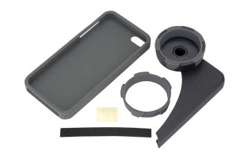 Carson HookUpz iPhone 5 / 5S Binocular Adapter, Black IB-542