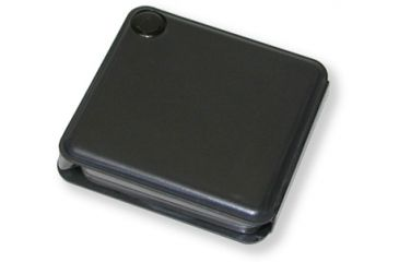 Carson MagniFlip 3x Flip-Open Pocket Magnifier with Built-in Case GN-33