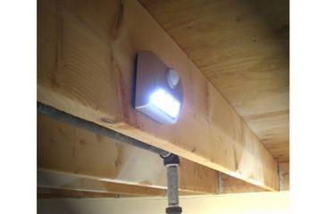 Carson Motion Sensor LED Light, Silver TL-11