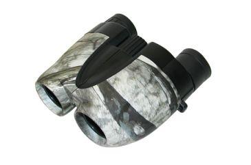 Carson Outlaw 10x25 Hunting Binoculars, Mossy Oak MO-025