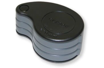 Carson TriView 3x / 6x / 9x Folding Loupe with Built-in Case TV-36