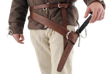 CAS Hanwei Broad Sword Belt, Left Hand 99751