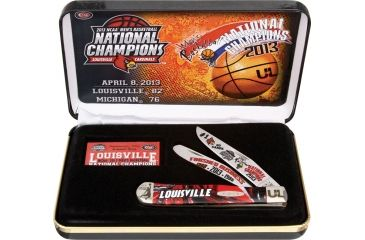 Case Louisville Nat Champions Knife CALNCCATMB