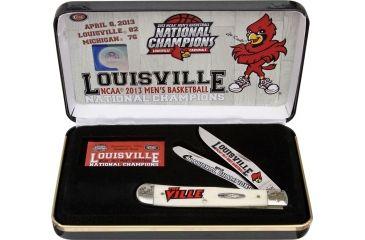 Case Louisville Nat Champions Knife CALNCCATWSB