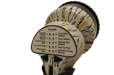 Cass Creek Mega Amp Series Hunting Game Coyote Call CC-416
