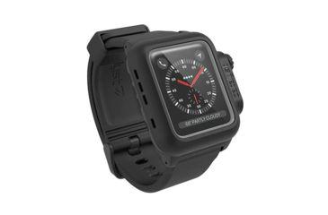 promo code 3c524 6fa91 Catalyst Apple Watch Series 2/3 Waterproof Case, 42mm, Black | Free ...
