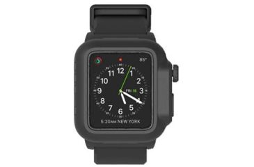 quality design be8bb ffef2 Catalyst Waterproof Apple Watch Series 1 Case, 42mm, Black | Free ...