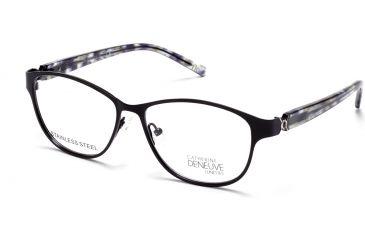 eb0ad4dd95 Catherine Deneuve CD0419 Eyeglass Frames - Matte Black Frame Color