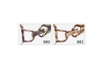 Cazal 1007 Eyeglasses Available Models
