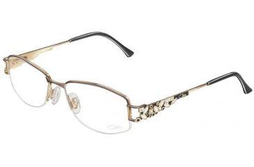 Cazal 1011 Eyewear - 924 Black-Taupe