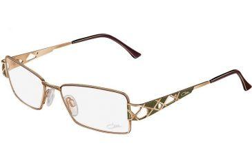 Cazal 4142 Eyewear Frame, 888 Brown-Green