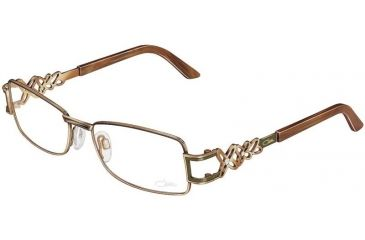 Cazal 4143 Eyewear - 888 Brown-Olive