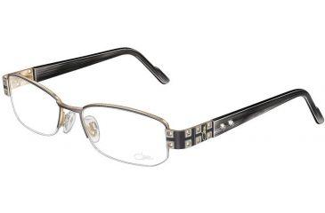 Cazal 4149 Eyewear - 982 Black-Anthracite