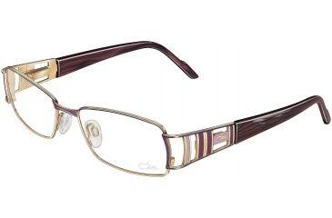 Cazal 4154 Eyewear - 125 Anthracite-Purple