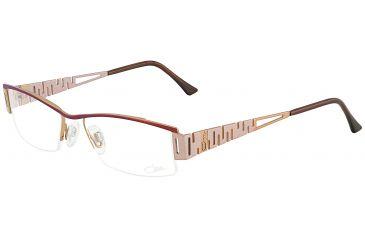 Cazal 4162 Eyeglasses with Brown-Sand Frame