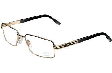 Cazal 7006 Eyewear - 302 Black-Gold