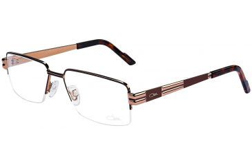 Cazal Eyewear 7008 with Brown-Cooper Frame
