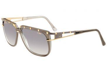 Cazal Cazal 8007 Sunglasses, Nutmeg-Gold, 61-12-135 8007-001