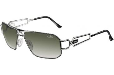 Cazal 9001 Sunglasses - 914 Black-Silver