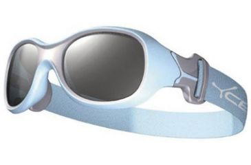 Cebe Chouka Kids Proggressive Rx Sunglasses Light Blue Frame, CBCHOU1