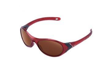 Cebe Cricket Proggressive Rx Sunglasses Shiny Rubidium Red Frame, 998400557